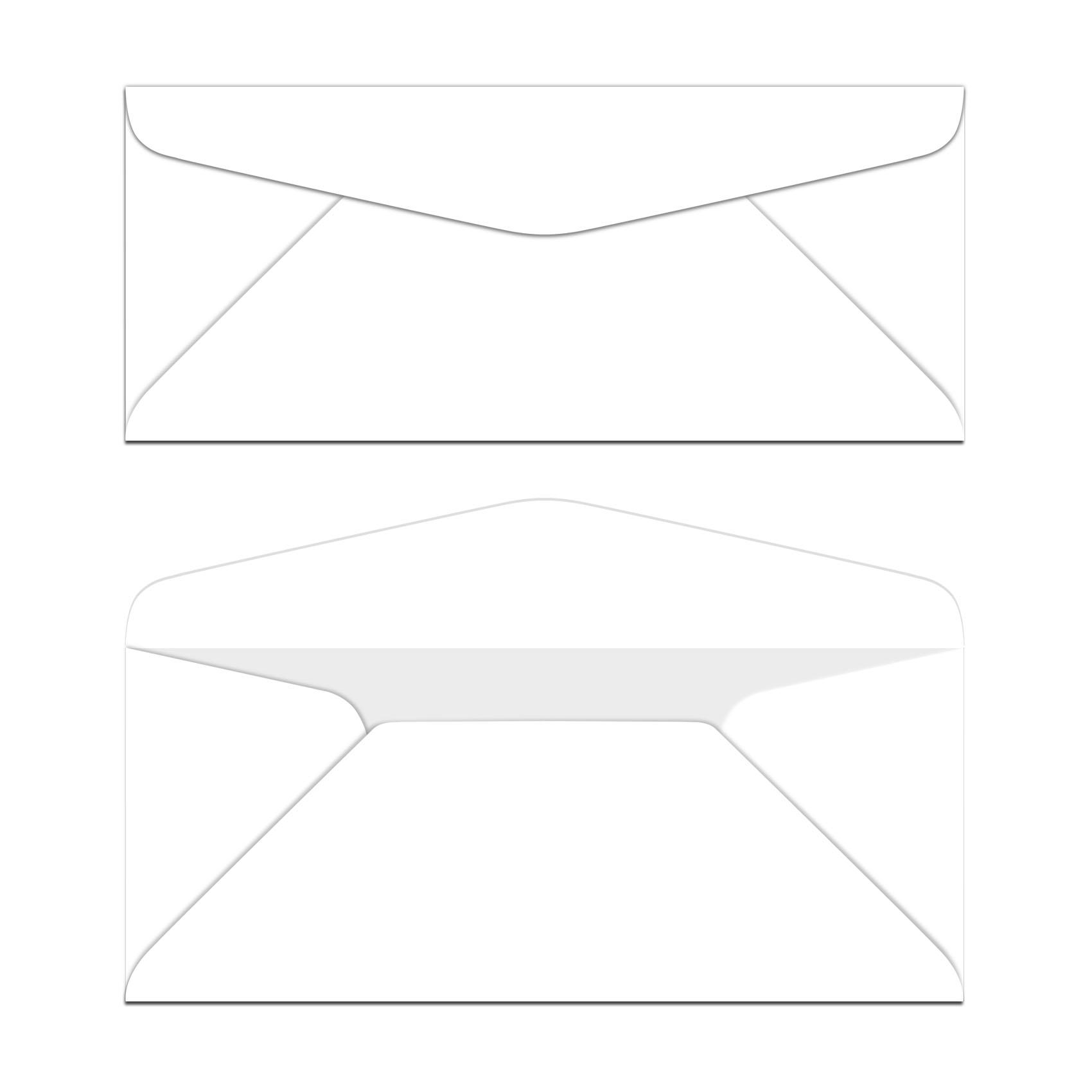 #10 Regular Envelopes