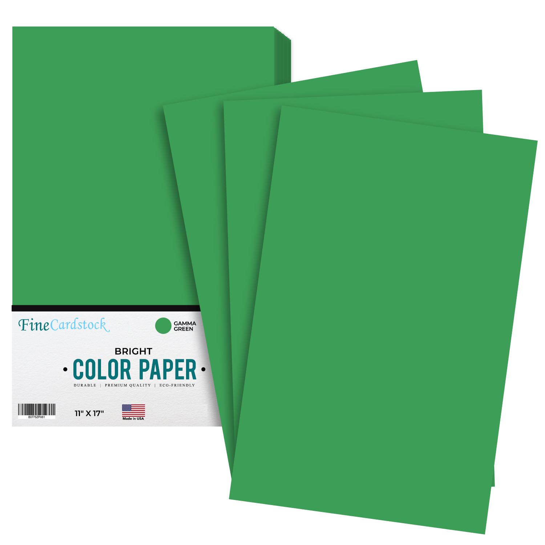 11 x 17 Color Paper