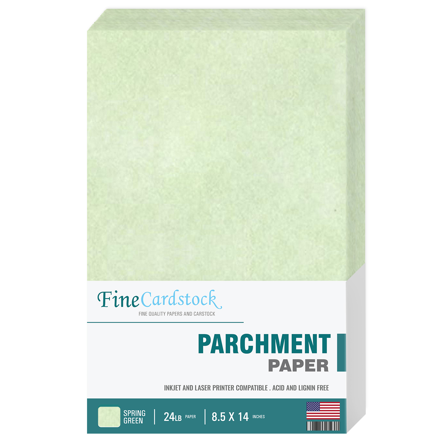 8.5 x 14  Parchment Paper