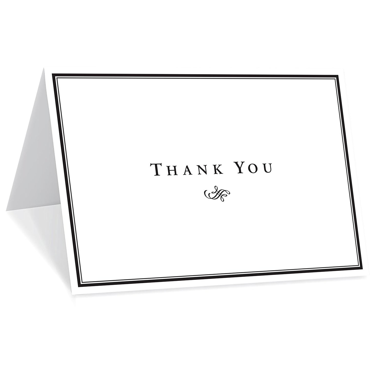 Thank You Greeting Cards 5″ x 7″