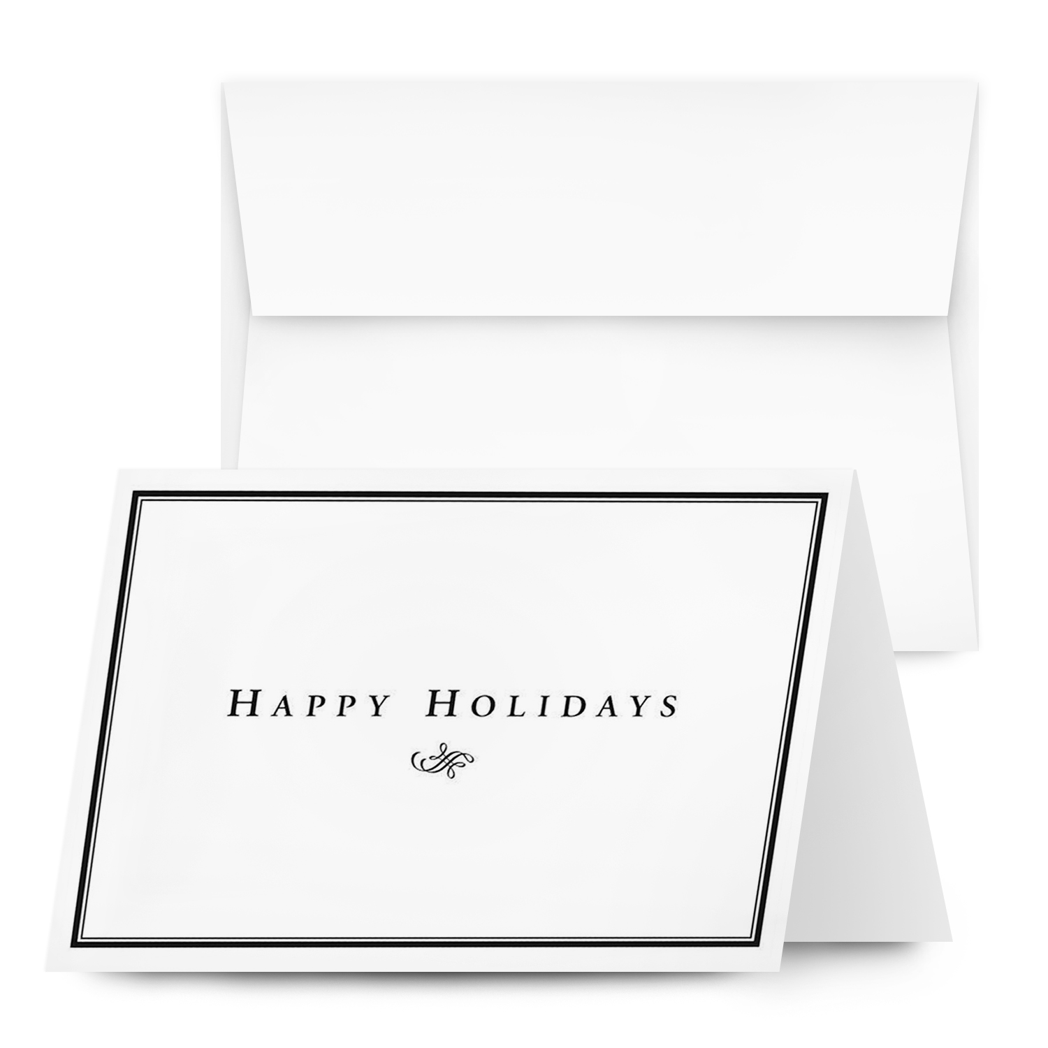 4.5″ x 6″ Holiday Folding Cards with Envelopes
