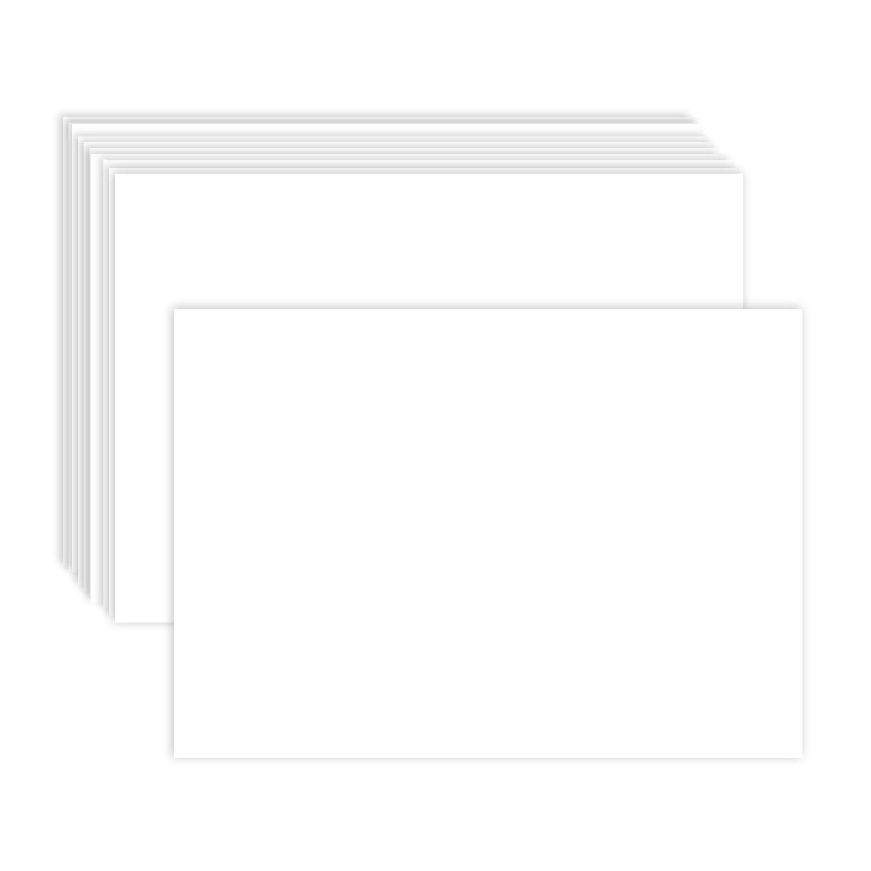 4.5″ X 6″ Flat Note Card