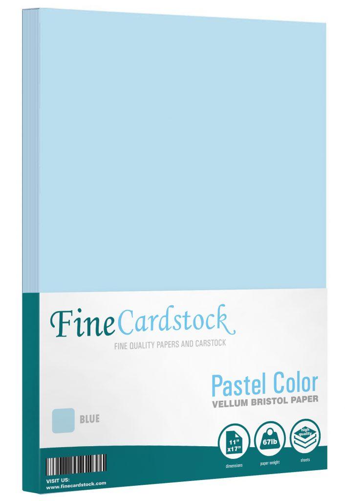 11 x 17 pastel paper blue  bulk and wholesale  fine