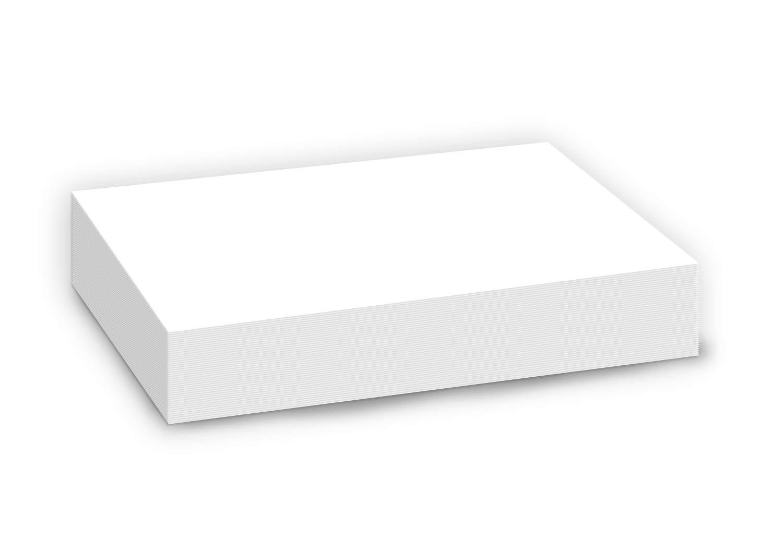 8.5 x 5.5 Card Stock