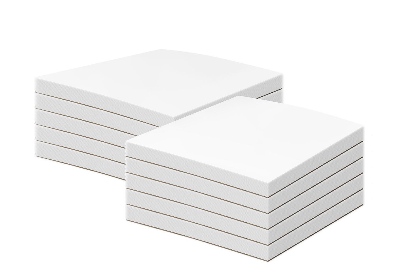 White Memo Pads