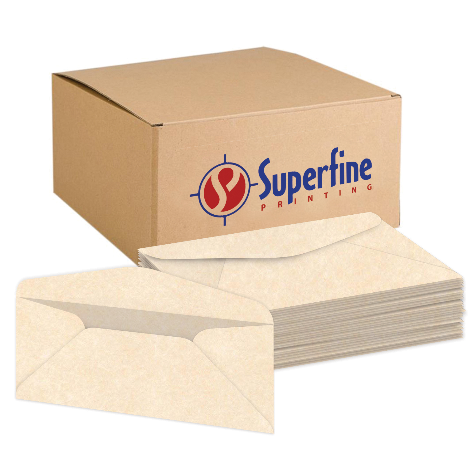 #10 Parchment Envelopes