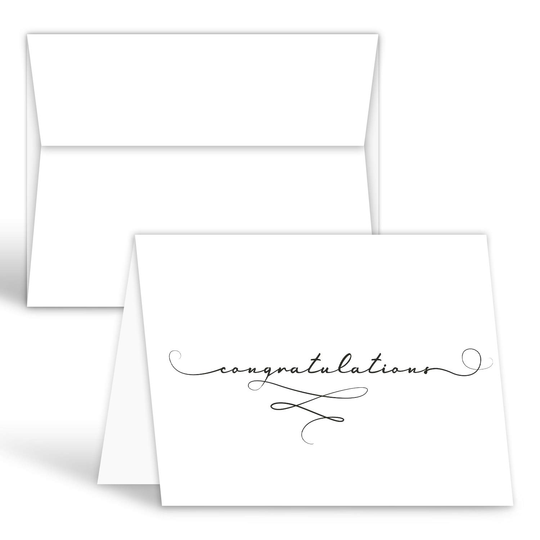 Congratulation Cards With Envelopes