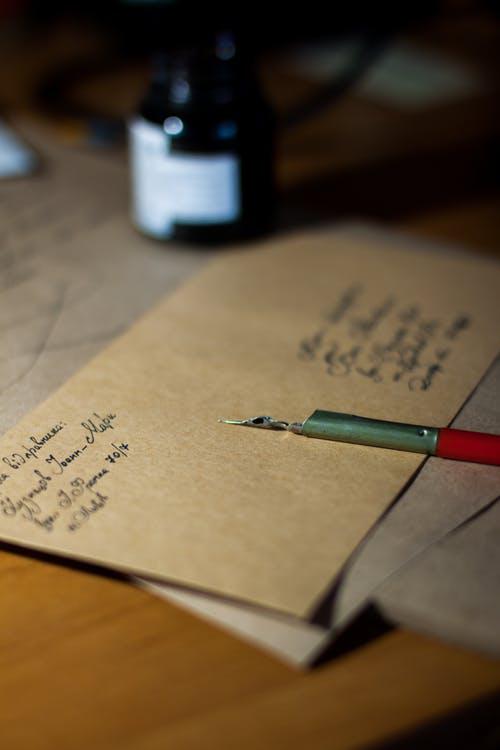 Image showing business envelopes
