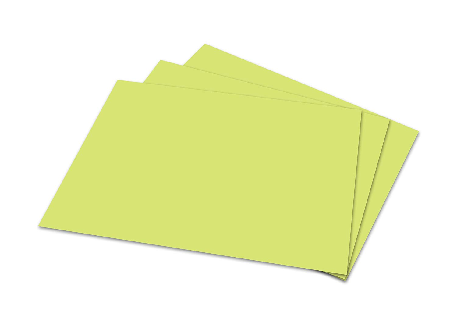 Colored 4 x 6 Memo Sheets