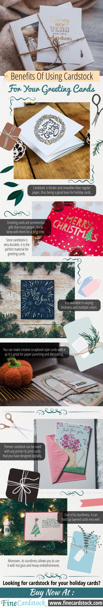 Image showing Infographic about Greetings card