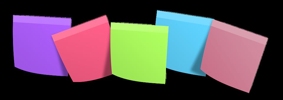 Image showing buy white memo pads