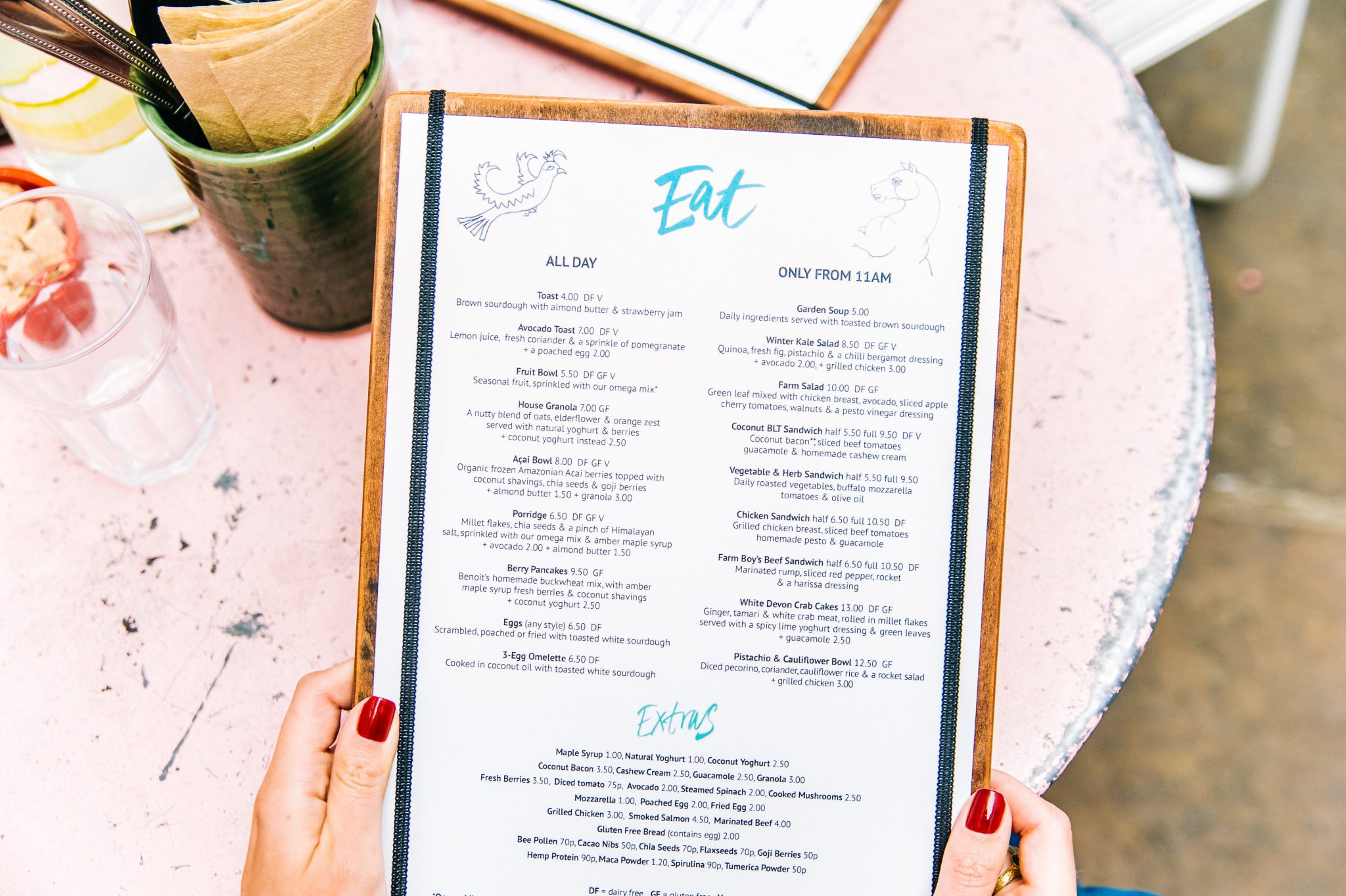 Menu Paper and Cardstock for Hotel, Restaurant and Event Venues and Spaces
