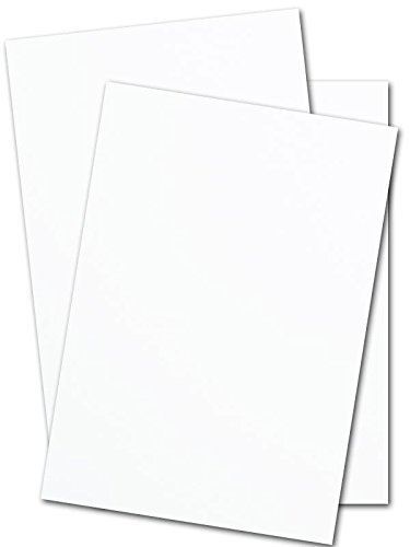 8.5 x 14 Legal Menu Size Cardstock