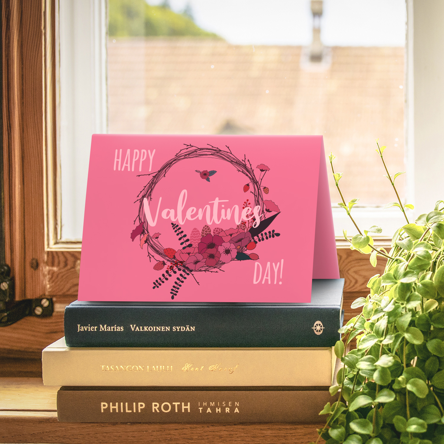 HOW TO CREATE A DIY VALENTINE'S CARD
