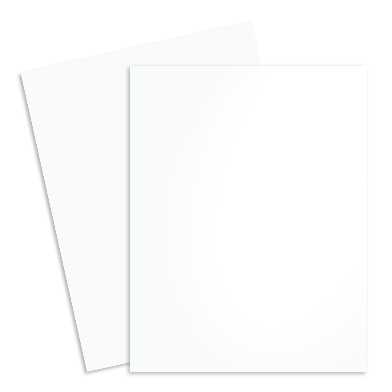 8.5 x 11 Premium Gloss Paper