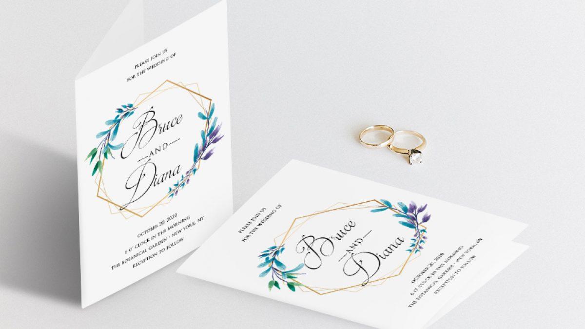DIY Wedding Invitations: Best Cardstock For Wedding Invitations - Fine  Cardstock