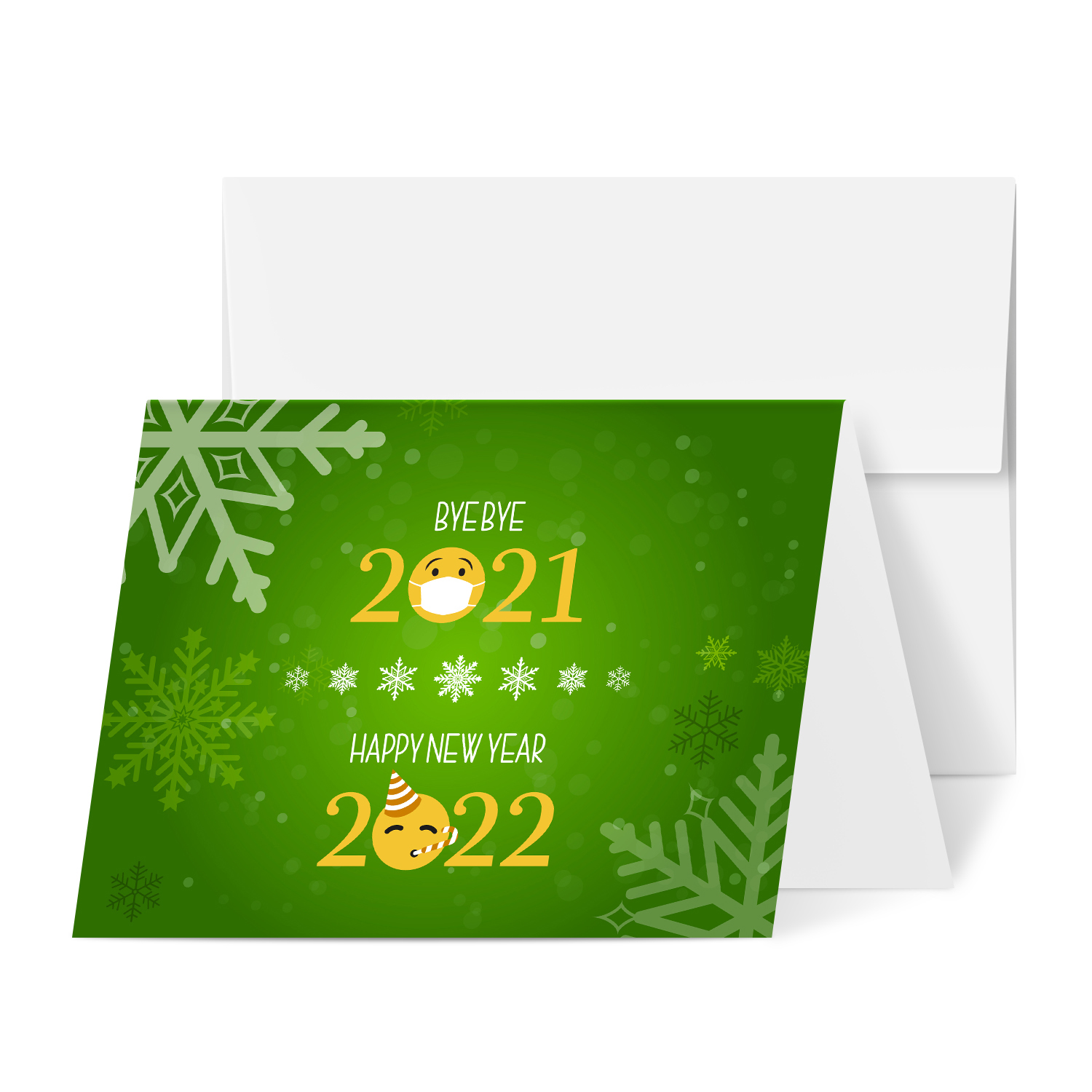 Happy New Year 2022 Cards