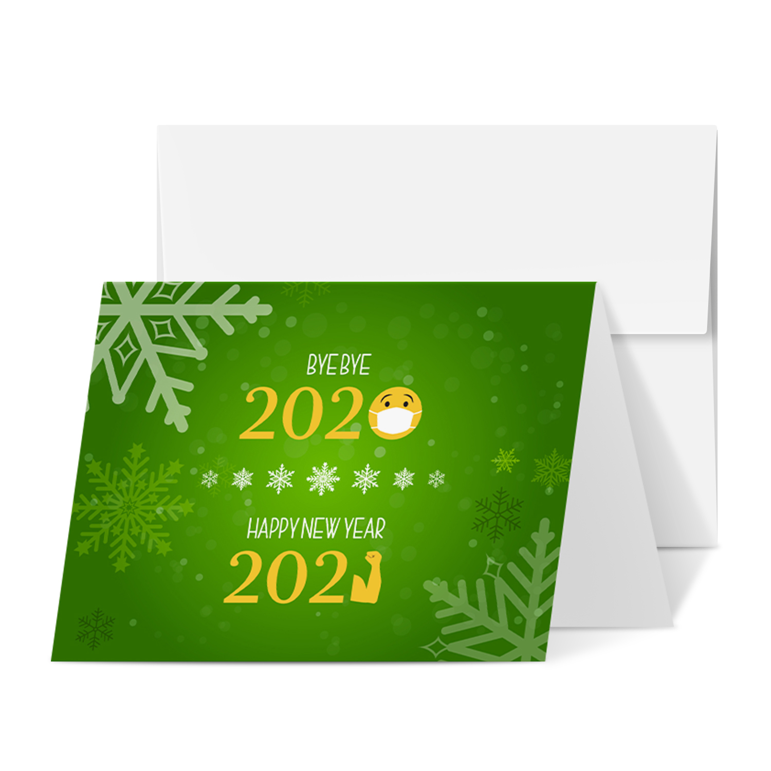 Happy New Year 2021 Cards