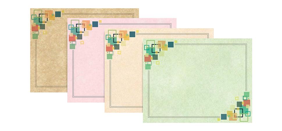 PARCHMENT GRADUATION CERTIFICATE CARD STOCK PAPER
